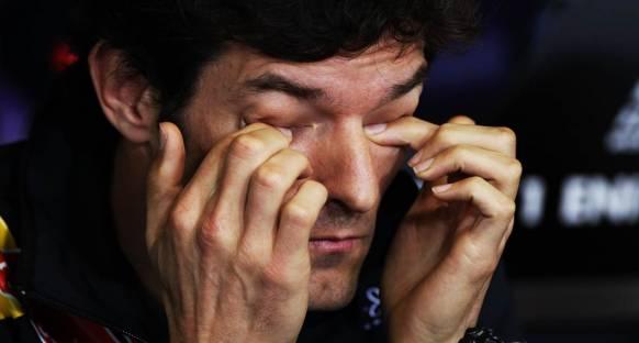Webber Alonso farkını V10'la ifade etti