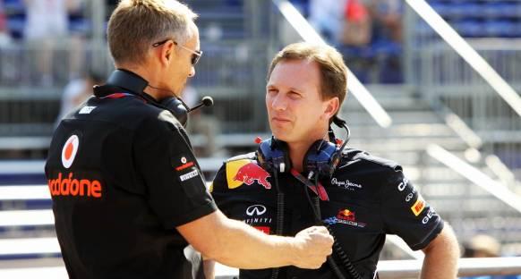 Horner: 'Vettel hatalarıyla tecrübe kazanıyor'