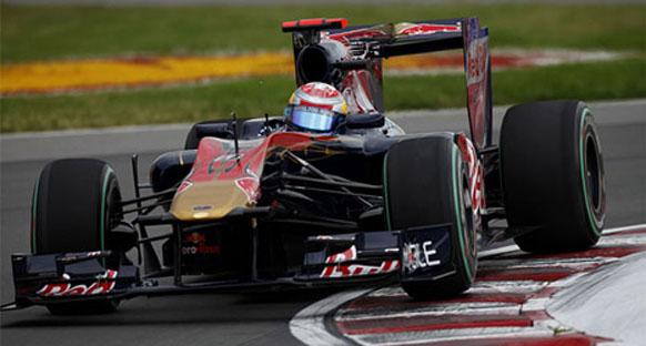 Toro Rosso, Vairano'da F-kanalı test edecek