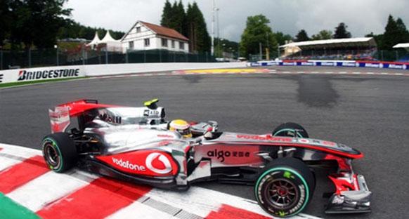Horner: 'Hamilton yarışın en şanslı adamıydı'