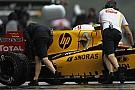 Renault f-kanaldan memnun kaldı