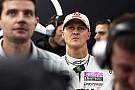 Schumacher cezaya rağmen umutlu