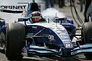 GP 2 Macaristan ilk Cumartesi yarışının galibi Maldonado