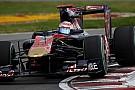 Toro Rosso puan hedefliyor