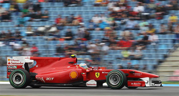 Alonso, Ferrari'nin performansına şaşırdı