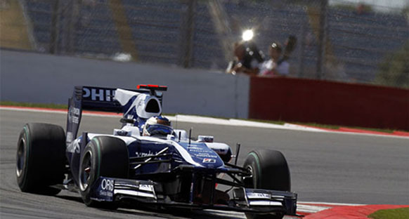 Barrichello Williams'tan ilerlemeyi övdü