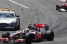 Ferrari, yarışı 'skandal' olarak niteledi