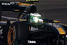 Kovalainen: 'Webber fren yapacağımı beklemiyordu'