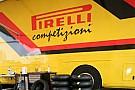 Pirelli lastikleri Abu Dabi'de test edilecek