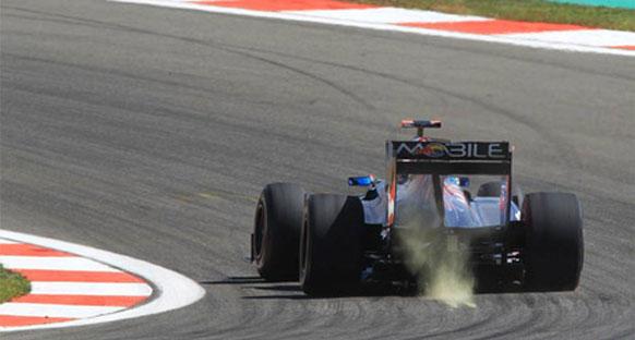 Türkiye Grand Prix Cumartesi antrenman turları - Vettel son anda lider
