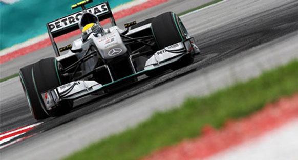 Rosberg uzun dingilli araç konusunda sakin