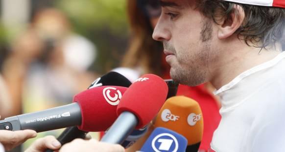 Montezemolo: 'Alonso'ya güvenimiz tam'