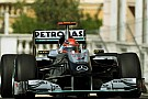 Schumacher Mercedes'in hızına güveniyor