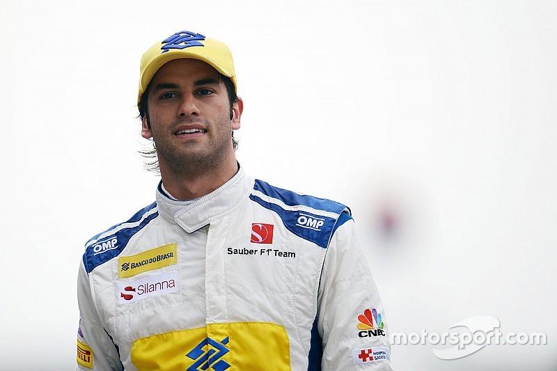 La Sauber ha portato in Russia un telaio nuovo per Felipe Nasr