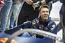 Kvyat crê que Red Bull possa ser forte em todas as pistas