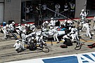 Massa en Bottas overvallen door snelle pitstops bij Williams