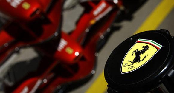 Almanya öncesi Ferrari