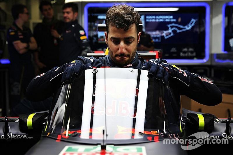 Ф1 нужно быть готовой к новому облику автомобилей, считает Риккардо