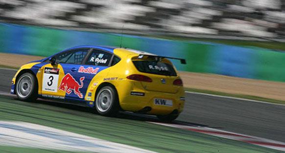 Estoril' de ilk yarışı Rydell kazandı