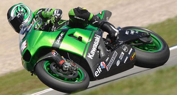 Kawasaki Almanya'da Hopkins'in yerine pilot çıkarmayacak