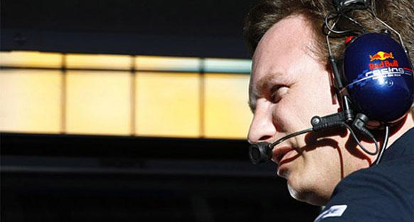 İngiltere GP Red Bull'u yolundan saptırmayacak