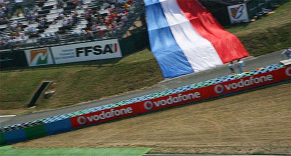 Fransa GP takvimde kalıyor