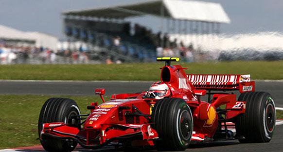 Silverstone testleri başlıyor