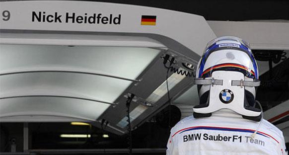 Heidfeld ümitli konuştu: 'Sıralama performansım artacak'