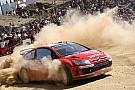 WRC - Loeb: 'Zemin çok kaygan, zaman kaybedebilirim'