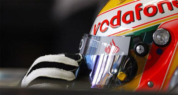 Hamilton yarış için temkinli