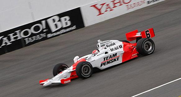 IndyCar - Briscoe ilk zaferini elde etti