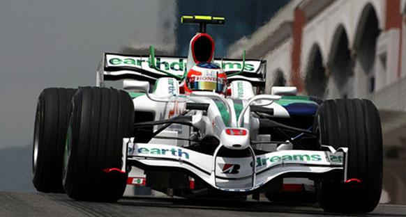 Barrichello'nun derdi hız