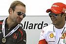 Barrichello'dan Massa'ya eleştiri