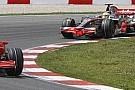 McLaren, aracın hızından memnun
