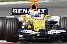 Renault, R28 güncellemelerini denedi