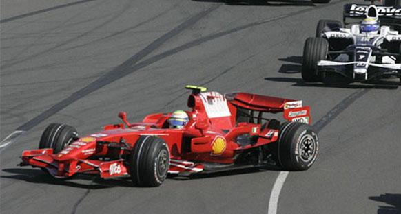 Schumacher Massa'nın kazalarını yorumladı