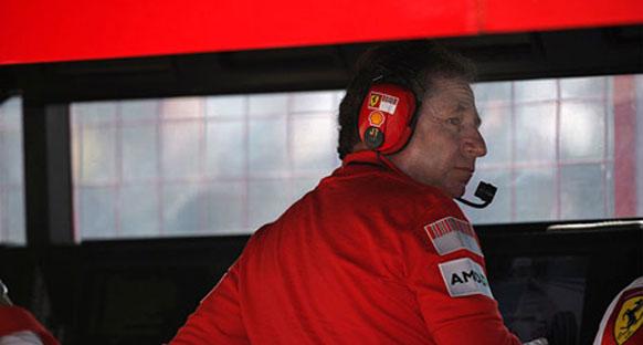 Todt Ferrari'deki CEO görevinden ayrıldı