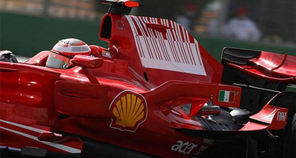 Avustralya GP Cuma - Ferrari