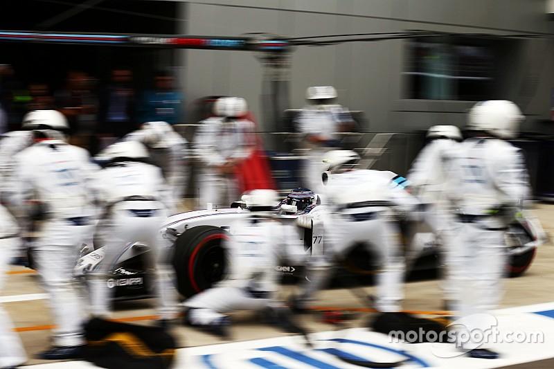 分析:威廉姆斯车队是如何成为F1进站之王
