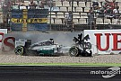 Hamilton: Tehlike Formula 1'in bir parçası