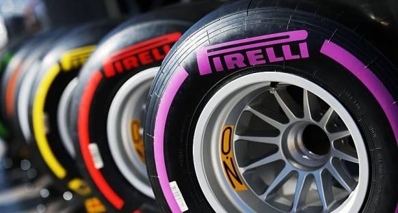 2016 Avusturya GP'sinde kullanılacak lastikler açıklandı