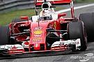 Ferrari Rusya'ya yeni ön kanat getiriyor