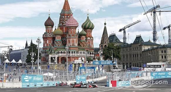 Moskova E-Prix'inin geleceği belirsiz