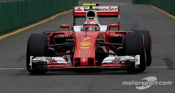 Ferrari'ler Cuma gününü hızlı kapattı