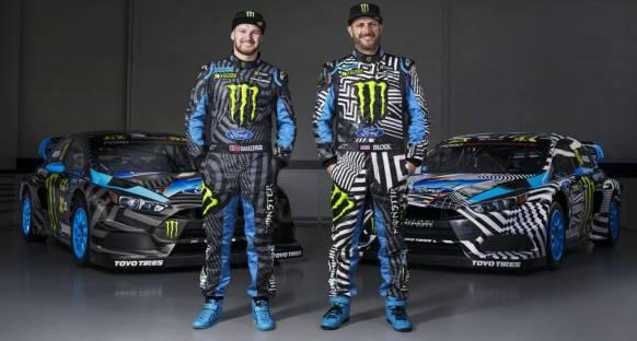 RX: Hoonigan Racing'in yeni araçları ilk kez görücüye çıktı