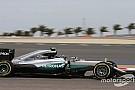 Bahreyn'de ilk antrenmanların en hızlısı Nico Rosberg