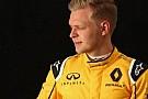 Magnussen: Renault en iyi takımlardan biri