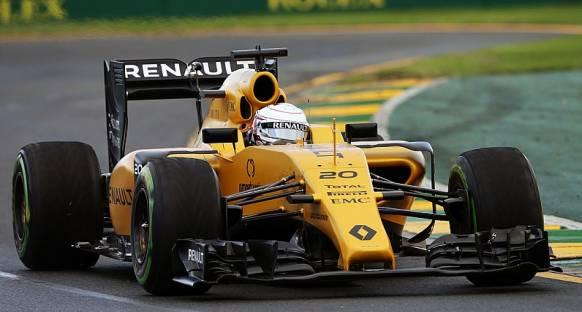 Magnussen: Tekrardan sarı bir Renault ile yarışmak güzel bir duygu