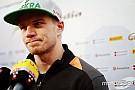 Hulkenberg: Ricciardo'nun eleştirilerine gülerim