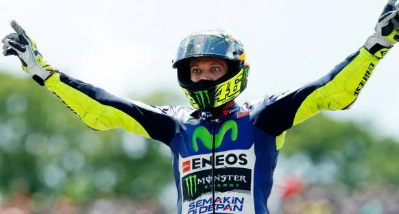 Valentino Rossi'nin ilk planı MotoGP'de kalmak
